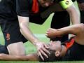 Судьям могут разрешить останавливать матч для диагностики сотрясений