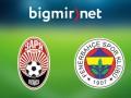 Заря - Фенербахче 1:1 Трансляция матча Лиги Европы