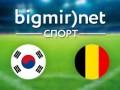 Южная Корея – Бельгия - 0:1 Видео голов матча