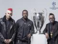 Black Eyed Peas выступят перед финалом Лиги чемпионов