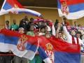 УЕФА засчитает Сербии техническое поражение за сорванный в Италии матч