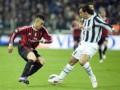 Ювентус стал третьим клубом в истории Чемпионата Италии, не проигравшим ни одного матча в сезоне