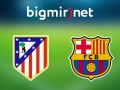 Атлетико - Барселона 1:2 Онлайн трансляция матча