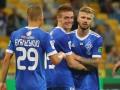 Динамо – Карпаты 5:0 видео голов и обзор матча