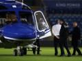 Лестер отменил тренировку и попросил перенести ближайший матч из-за крушения вертолета