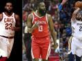 Стали известны финалисты на индивидуальные награды НБА по итогам сезона