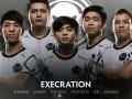 The International 2017: презентация команды Execration