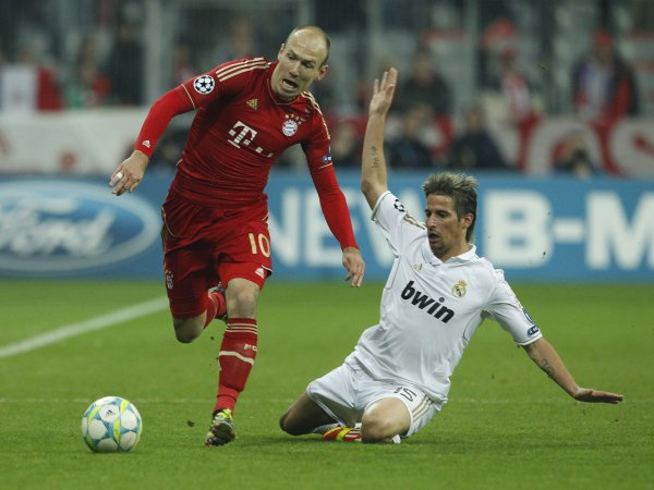 Мюнхенцы остановили Реал