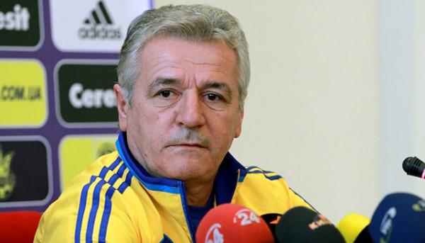 Андрей Баль рассказал о матче Молдова - Украина