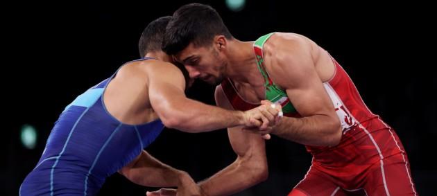 Насибов стал вице-чемпионом ОИ-2020 по греко-римской борьбе