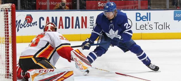 НХЛ: Калгари по буллитам обыграл Торонто, Нью-Джерси оказался слабее Вашингтона