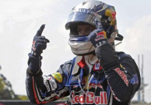 Феттель выиграл гонку в Абу-Даби и завоевал титул Чемпиона