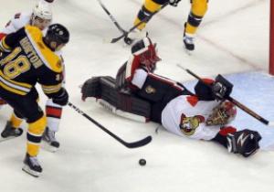 NHL: Мишки разгромили Сенаторов