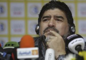 Марадона обвинил экс-тренера сборной Аргентины во взяточничестве