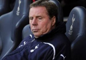 Реднапп не получал предложения возглавить сборную Англии