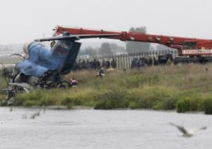 На месте крушения самолета с хоккеистами Локомотива установили памятный крест