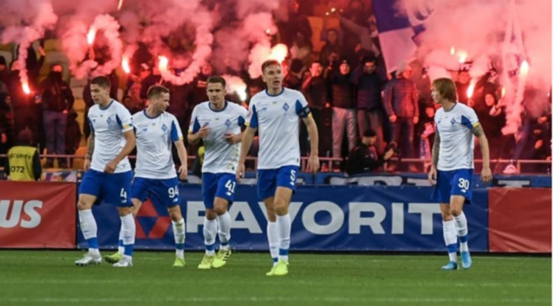 Динамо - ФК Львов 4:0