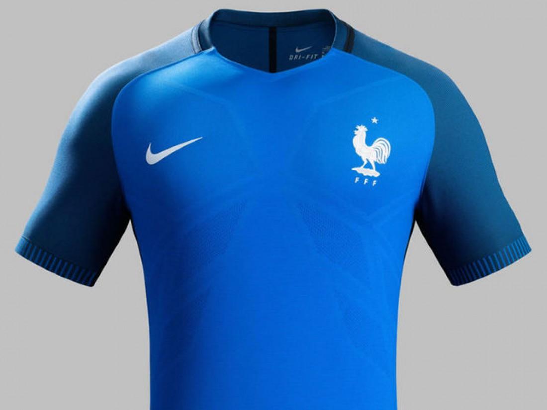 Форма сборной Франции на Евро-2016