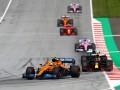 Формула-1: Личный зачет пилотов в сезоне-2020