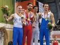 Путь Украины в Рио: Успехи гимнастов и лицензия в парусном спорте