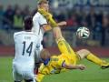 Украина - Германия - 0:3. Видео голов матча квалификации на молодежное Евро-2015