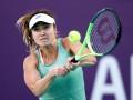 Свитолина заявилась на турнир WTA в Дубае