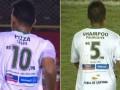 Бразильские футболисты превратили свои номера в цены товаров, прорекламировав магазин