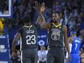 НБА: Голден Стэйт выиграл в гостях у Нью-Йорка, Оклахома-Сити обыграла Орландо