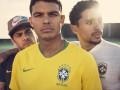 Сборная Бразилии представила форму к ЧМ-2018
