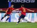 Испания вышла в финальную часть Лиги наций, уничтожив Германию