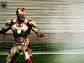 Супергеройский футбол: герои кино и комиксов померялись силами