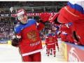 ЧМ по хоккею: Россия разгромила Латвию