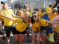 Highway to hell. Шведы прошлись маршем на проигранный матч с Украиной