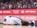 Тони Паркер порвал сухожилия и выбыл до конца сезона