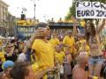Секс-активистки из Femen напали на шведов
