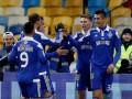 Динамо одержало победу над Сталью