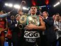 Ведущие боксерские организации обсудили возможных соперников Головкина