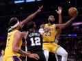 НБА: Голден Стэйт сильнее Финикса, Лейкерс упустили победу в овертайме