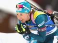 Биатлон: Пять украинок побегут спринтерскую гонку в Хохфильцене