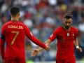 Фернандеш: С приходом Роналду МЮ стал гораздо ближе к трофеям