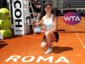 Украинские теннисистки узнали своих первых соперниц на турнире в Риме