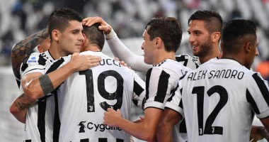 Ювентус - Сампдория 3:2 Видео голов и обзор матча чемпионата Италии