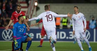 Гибралтар - Швейцария 1:6 видео голов и обзор матча отбора на Евро-2020
