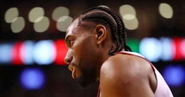Невероятный финт Леонарда - среди лучших моментов дня НБА