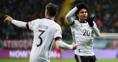 Германия - Северная Ирландия 6:1 видео голов и обзор матча отбора на Евро-2020