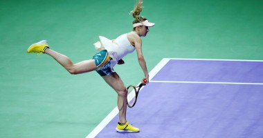 Свитолина – Плишкова: онлайн видео трансляция матча Итогового турнира