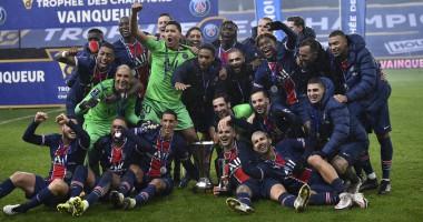 ПСЖ - Марсель 2:1 видео голов и обзор матча за Суперкубок Франции