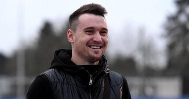 Денис Олейник забил шедевр пяткой в чемпионате Финляндии