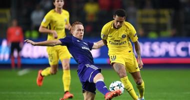 Андерлехт – ПСЖ 0:4 видео голов и обзор матча Лиги чемпионов