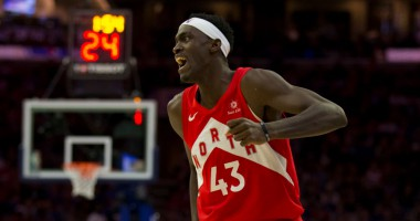 Блок-шот Сиакама - среди лучших моментов дня НБА